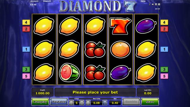 онлайн аппарат Diamond 7 1