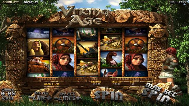онлайн аппарат Viking Age 8