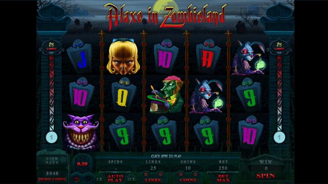 онлайн аппарат Alaxe In Zombieland 4
