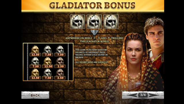 игровой автомат Gladiator 8