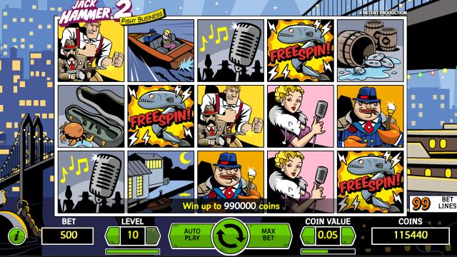игровой автомат Jack Hammer 2 2