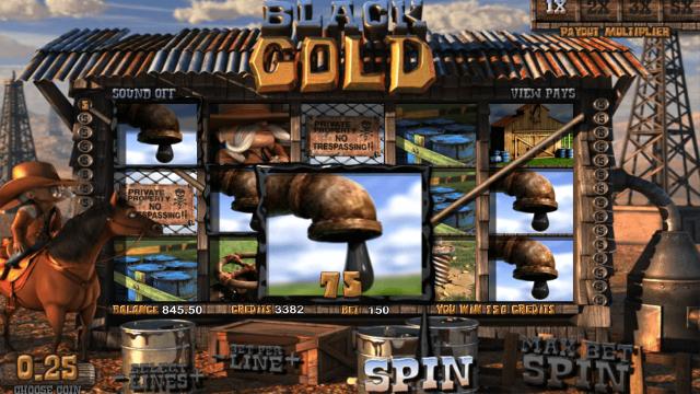 онлайн аппарат Black Gold 7