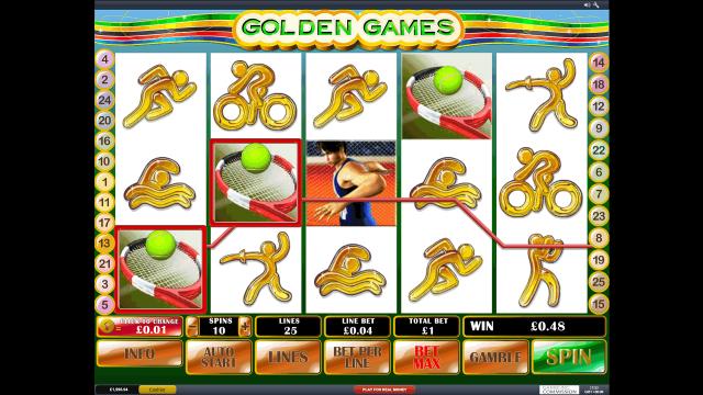 игровой автомат Golden Games 8