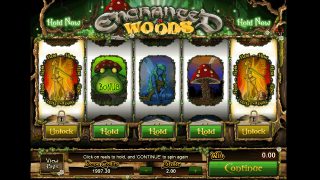 онлайн аппарат Enchanted Woods 10