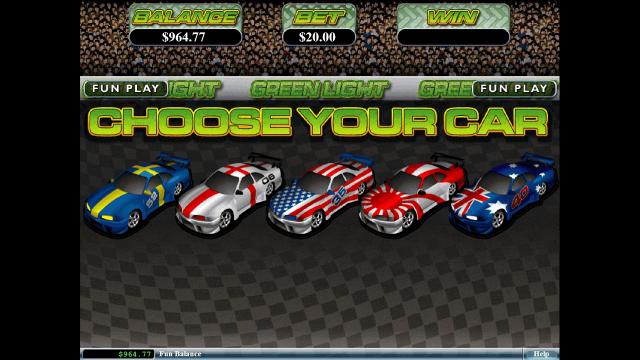 игровой автомат Green Light 7