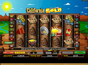 онлайн аппарат California Gold 4