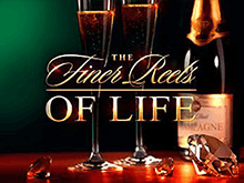 Играйте онлайн в азартный аппарат The Finer Reels Of Life