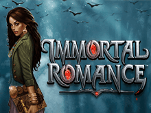 Азартный аппарат Immortal Romance с крупными бонусами